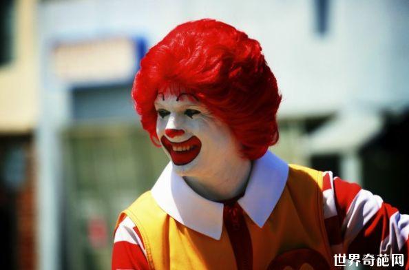 世界十大恐怖小丑诱人犯罪 十大惊悚的小丑