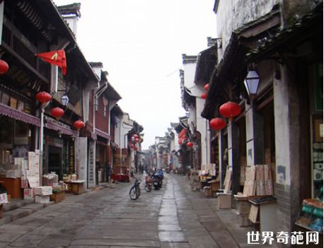 中国十大最美古街排名 北京国子监高居榜首